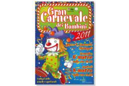 Gran Carnevale dei bambini 2011