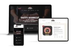 Happy Barbecue - Sito web