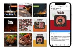 Happy Barbecue - Social media