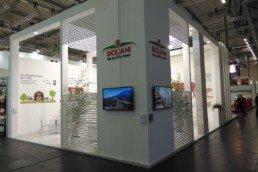 Siciliani Spa - Studio Grafico Stand Anuga 2017